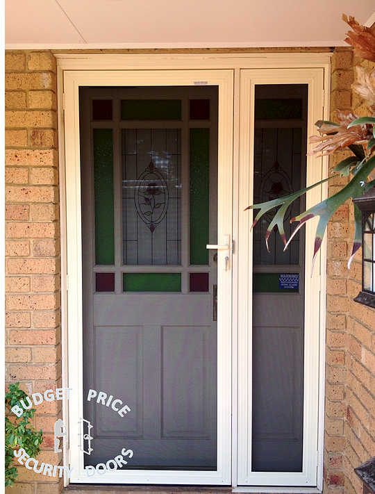 Stainless Steel Security Doors Melbourne