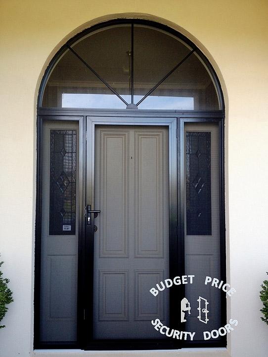Stainless Steel Security Doors Melbourne