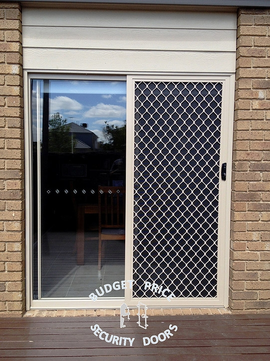 Diamond Grille Security Doors Windows Amp Screens Melbourne