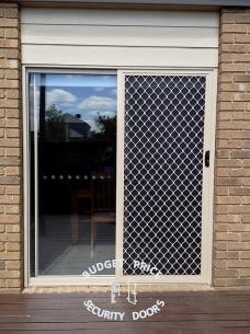 Diamond Grille Security Doors Windows Amp Screens Melbourne